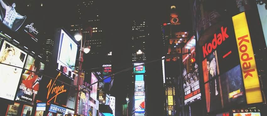 Silvester in New York